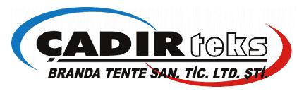 Çadırteks Çadır Branda Tente San.ve Tic. Ltd. Şti.